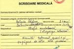 scrisoare-medicala